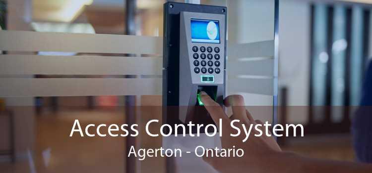 Access Control System Agerton - Ontario