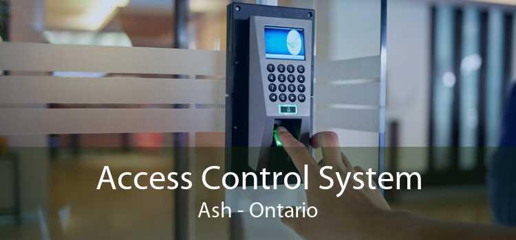 Access Control System Ash - Ontario