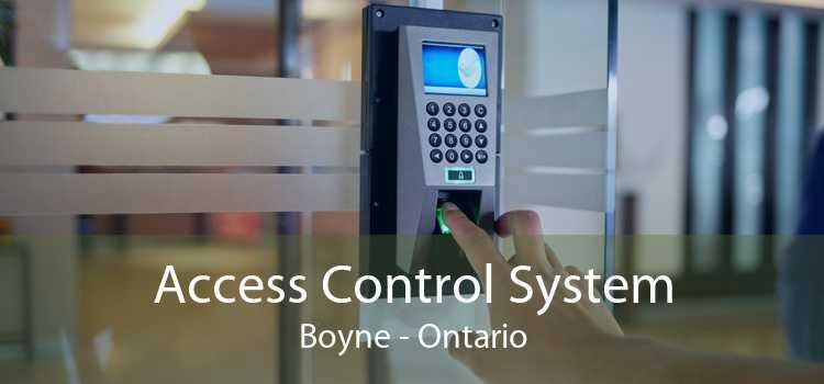 Access Control System Boyne - Ontario