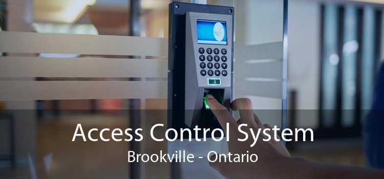 Access Control System Brookville - Ontario