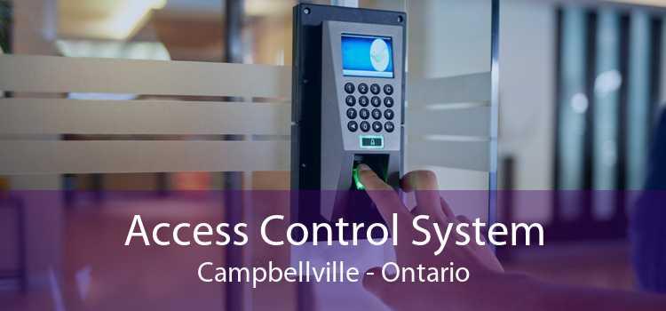 Access Control System Campbellville - Ontario