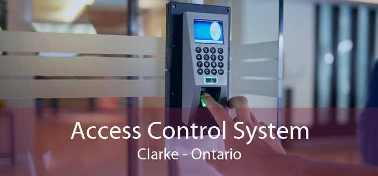 Access Control System Clarke - Ontario
