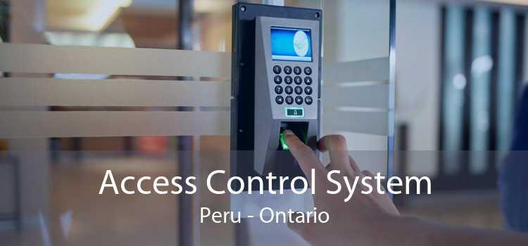 Access Control System Peru - Ontario