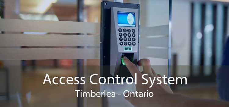 Access Control System Timberlea - Ontario