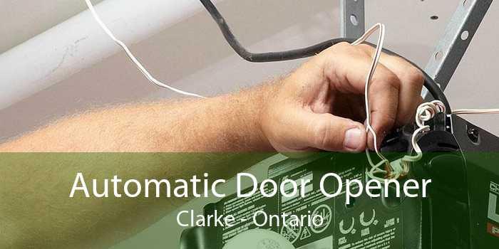 Automatic Door Opener Clarke - Ontario