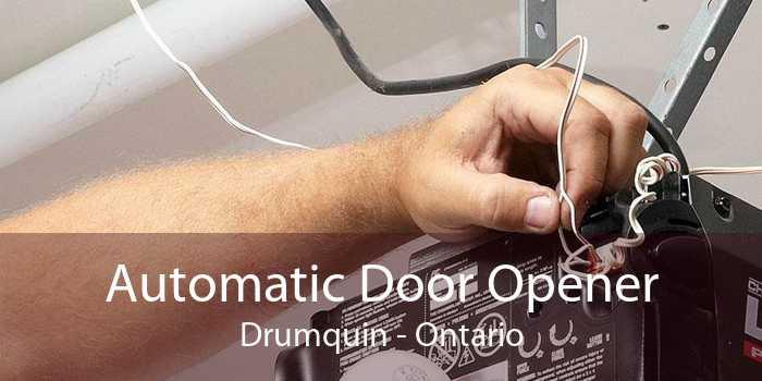 Automatic Door Opener Drumquin - Ontario