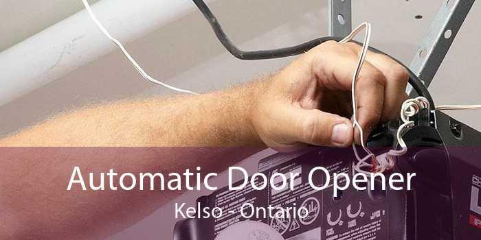 Automatic Door Opener Kelso - Ontario