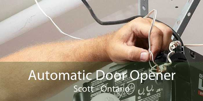 Automatic Door Opener Scott - Ontario