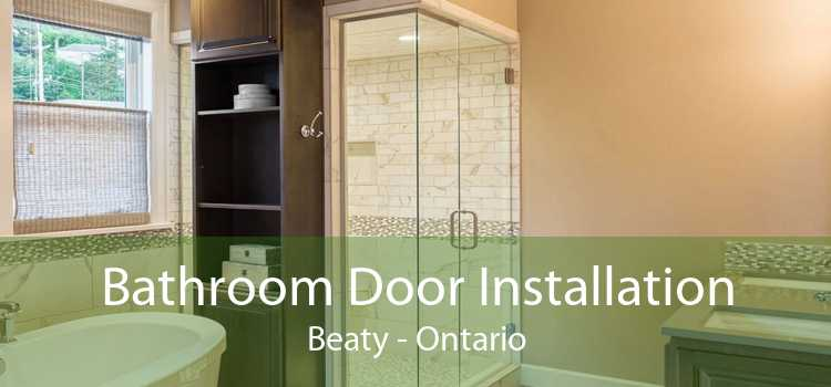 Bathroom Door Installation Beaty - Ontario