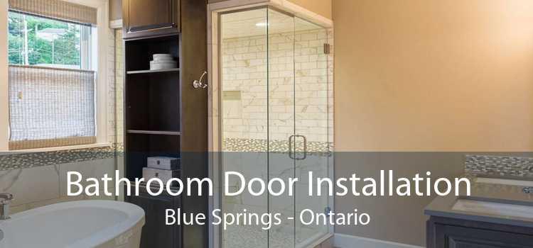 Bathroom Door Installation Blue Springs - Ontario