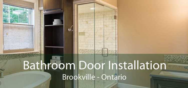 Bathroom Door Installation Brookville - Ontario