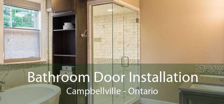 Bathroom Door Installation Campbellville - Ontario