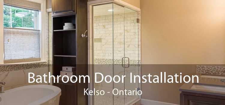 Bathroom Door Installation Kelso - Ontario