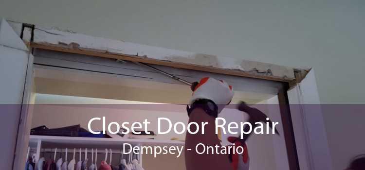 Closet Door Repair Dempsey - Ontario