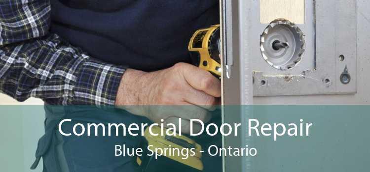 Commercial Door Repair Blue Springs - Ontario