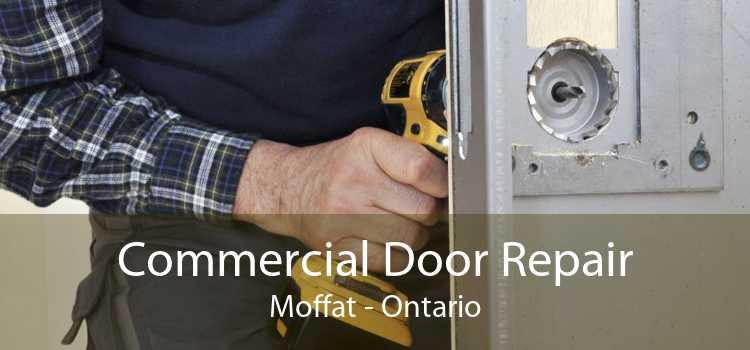 Commercial Door Repair Moffat - Ontario