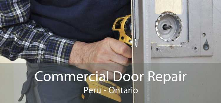 Commercial Door Repair Peru - Ontario