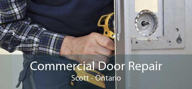 Commercial Door Repair Scott - Ontario