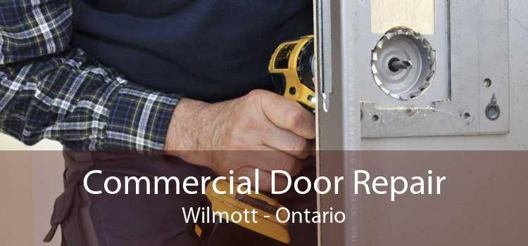 Commercial Door Repair Wilmott - Ontario