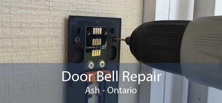 Door Bell Repair Ash - Ontario