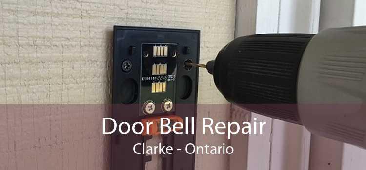 Door Bell Repair Clarke - Ontario