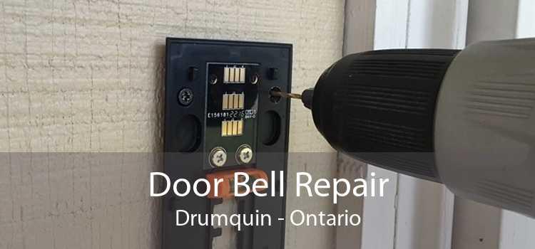 Door Bell Repair Drumquin - Ontario