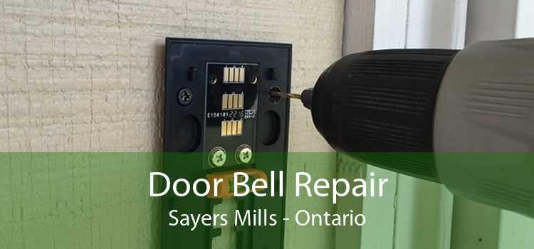 Door Bell Repair Sayers Mills - Ontario