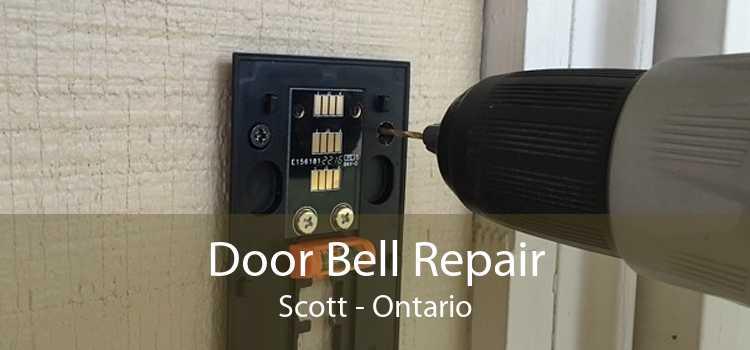 Door Bell Repair Scott - Ontario