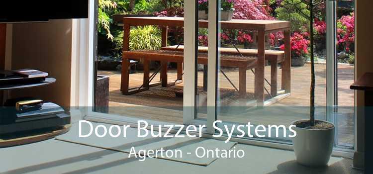 Door Buzzer Systems Agerton - Ontario