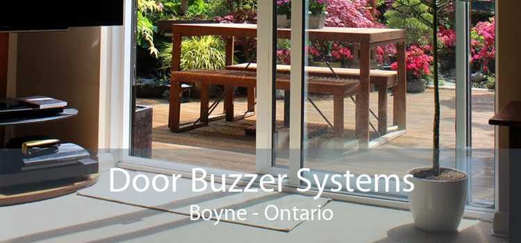 Door Buzzer Systems Boyne - Ontario