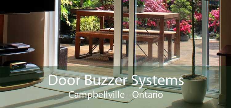 Door Buzzer Systems Campbellville - Ontario