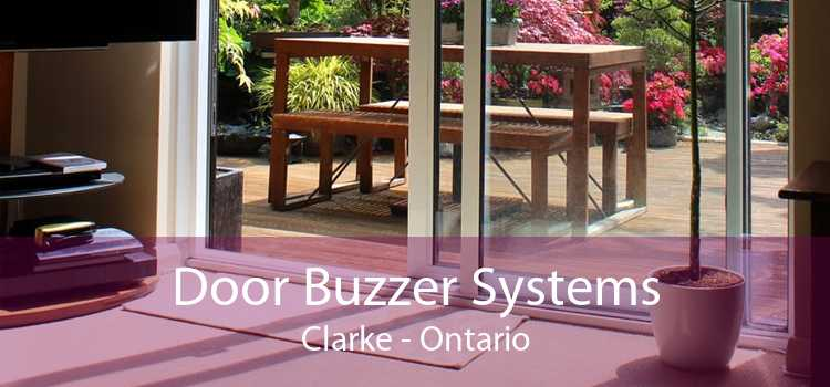 Door Buzzer Systems Clarke - Ontario
