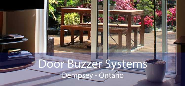 Door Buzzer Systems Dempsey - Ontario