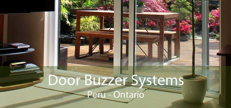 Door Buzzer Systems Peru - Ontario
