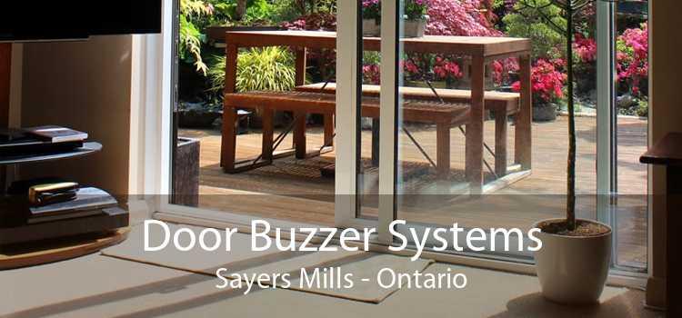 Door Buzzer Systems Sayers Mills - Ontario