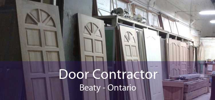 Door Contractor Beaty - Ontario