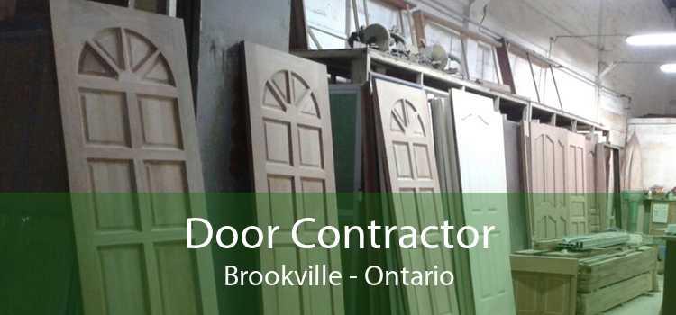 Door Contractor Brookville - Ontario