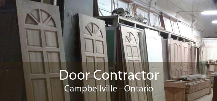 Door Contractor Campbellville - Ontario