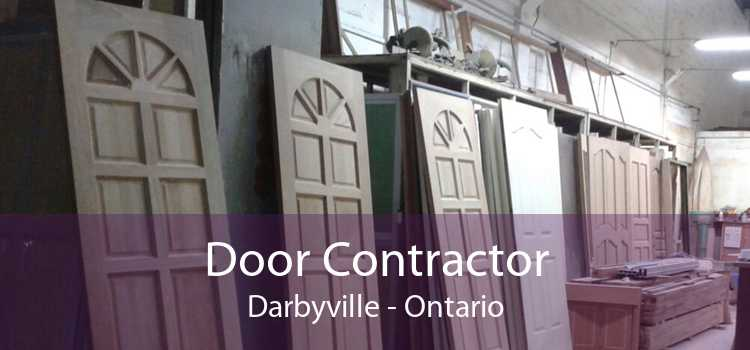 Door Contractor Darbyville - Ontario
