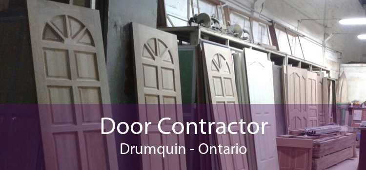 Door Contractor Drumquin - Ontario