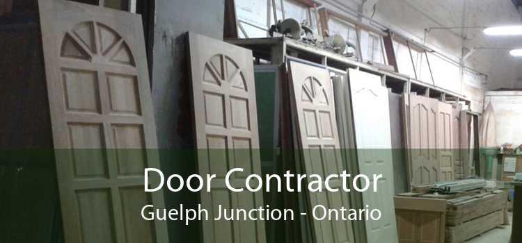 Door Contractor Guelph Junction - Ontario
