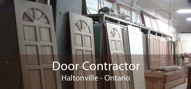 Door Contractor Haltonville - Ontario