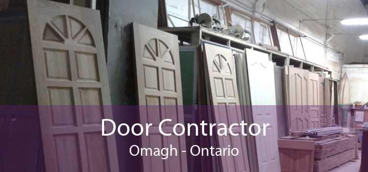 Door Contractor Omagh - Ontario