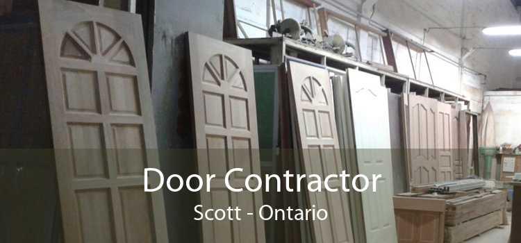 Door Contractor Scott - Ontario