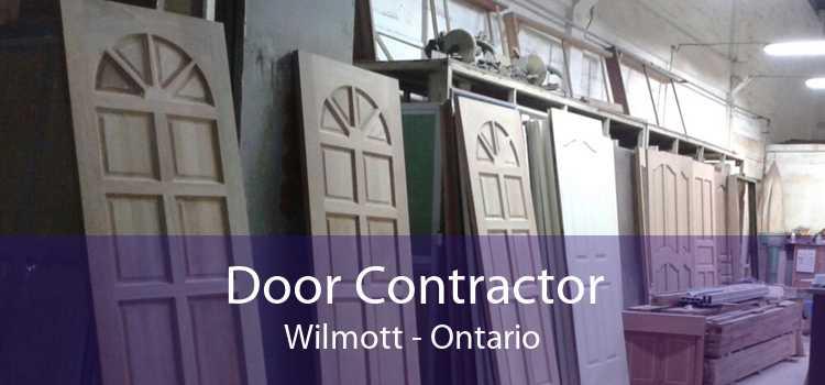 Door Contractor Wilmott - Ontario