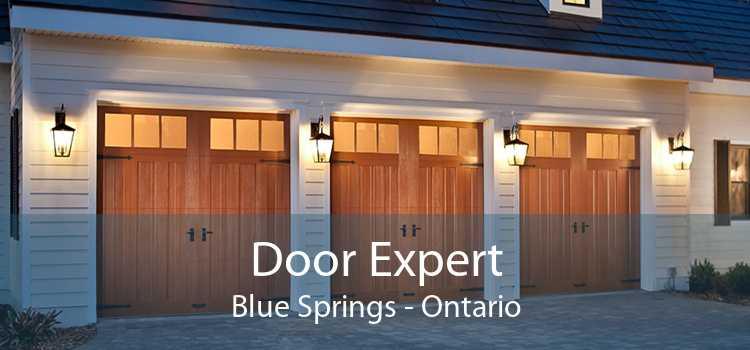 Door Expert Blue Springs - Ontario