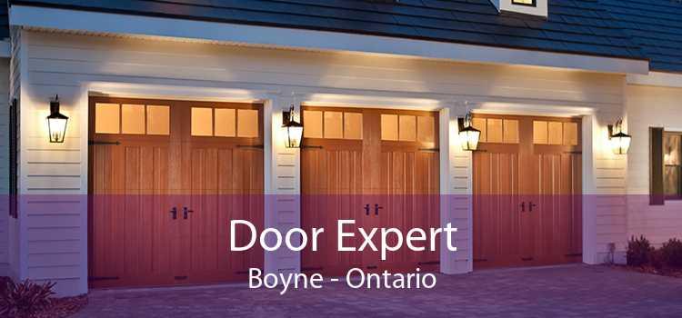Door Expert Boyne - Ontario
