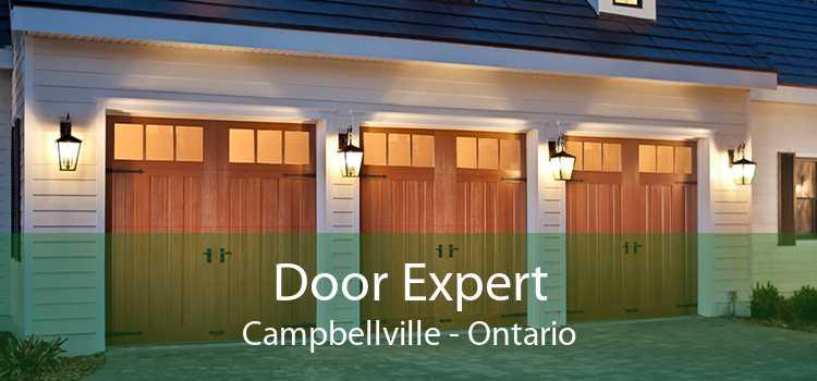 Door Expert Campbellville - Ontario