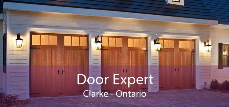 Door Expert Clarke - Ontario