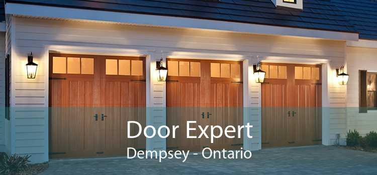 Door Expert Dempsey - Ontario